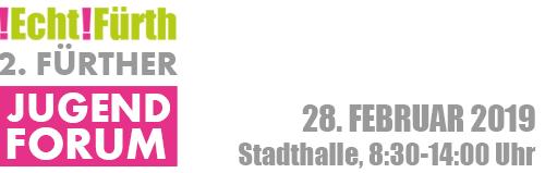 1. Fürther Jugendforum, 1. März 2018, Stadthalle Fürth